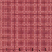 Wool & Needle Flannels VI - Bold Plaid Petunia Yardage