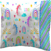 Sparkle Magic Shine Pillowcase Kit