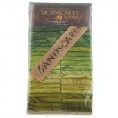 Artisan Spirit - Sandscapes Moss/Green Apple Metallic Strips