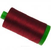 Aurifil 40 WT 100% Cotton Mako Large Spool Thread - Burgundy