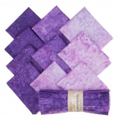 Stonehenge Gradations Brights - Amethyst Rolls (Fat Quarter Bundle)