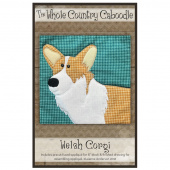 Welsh Corgi Precut Fused Appliqué Pack