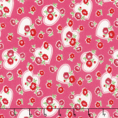 Sugar Sack II - Hearts & Flowers Lotus Yardage