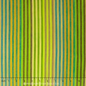 Kaffe Wovens - Caterpillar Stripe Sprout Yardage