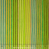Kaffe Wovens - Caterpillar Stripe Sprout Yardage