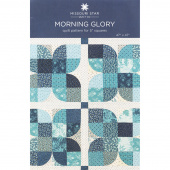 Morning Glory Quilt Pattern by Missouri Star