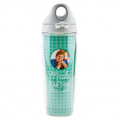 Missouri Star Tervis Water Bottle Featuring Jenny