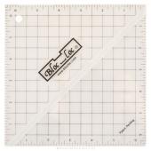 """Bloc Loc  6 1/2"""" Square Up Ruler"""
