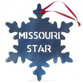 Missouri Star Snowflake Ornament