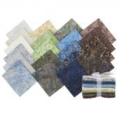 Tonga Treats Batiks - Skyview Fat Quarter Bundle