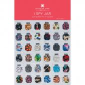 I Spy Jar Quilt Pattern by Missouri Star