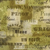 From the Chateau - Words Green Yardage