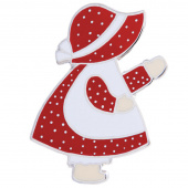 Sunbonnet Sue Red Pin by Pin Peddlers