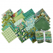 FreeSpirit Mystery Bundles Greens Fat Quarter Bundle