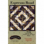 Espresso Road Pattern