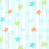 Embrace - Double Gauze Lucky Star Saltwater Yardage