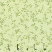 Avery Hill - Blossom Branches Ivy Yardage