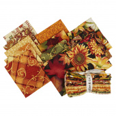 Autumn Time Fat Quarter Bundle