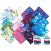 Bright Side Digitally Printed Fat Quarter Bundle