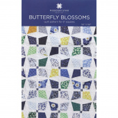 Butterfly Blossoms Quilt Pattern by Missouri Star