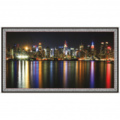 Art Works VII - City Skyline Multi Digitally Printed Panel