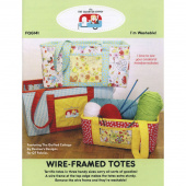 Wire-Framed Totes Pattern