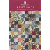 Summer Nights Table Topper Pattern by Missouri Star