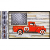 Farmhouse - Truck Country Digitally Printed Panel