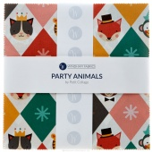 """Party Animals 10"""" Squares"""