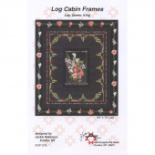 Log Cabin Frames Pattern