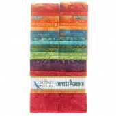 Empress Garden Batiks Strip Pack
