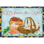 Country Road Market Place Mat Kit