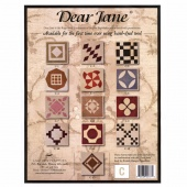 Dear Jane Row C KIt