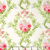 Guernsey - Juliet Roses Linen Yardage