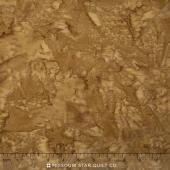 Artisan Batiks Solids - Prisma Dyes Walnut Yardage