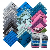 Dapper Prints Fat Quarter Bundle