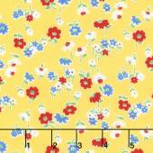 Sugar Sack II - Petite Garden Daffodil Yardage