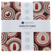 "Farm to Table 10"" Squares"