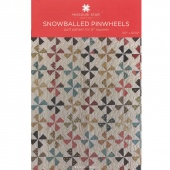 Snowballed Pinwheels Quilt Pattern by Missouri Star