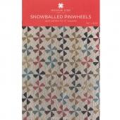 Snowballed Pinwheels Quilt Pattern by Missouri Star