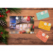 Missouri Star Holiday Gift Card Presenter