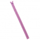 "Princess Purple 14"" Zipper"