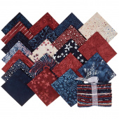 Tonga Treats Batiks - Firework Fat Quarter Bundle