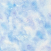 Morningmoon Fairies - Blender Sky Digitally Pritned Yardage