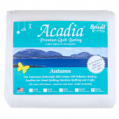 Bosal Acadia Premium Cotton-Poly Batting King