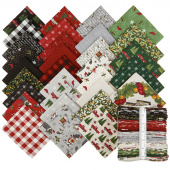 Homegrown Holidays Fat Quarter Bundle