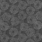 Wilmington Essentials - Circle Burst Charcoal Yardage
