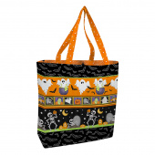 A Haunting We Will Glow Tote Kit