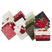 A Festival of Roses Fat Quarter Bundle