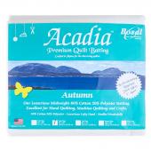 Bosal Acadia Premium Cotton-Poly Batting Twin